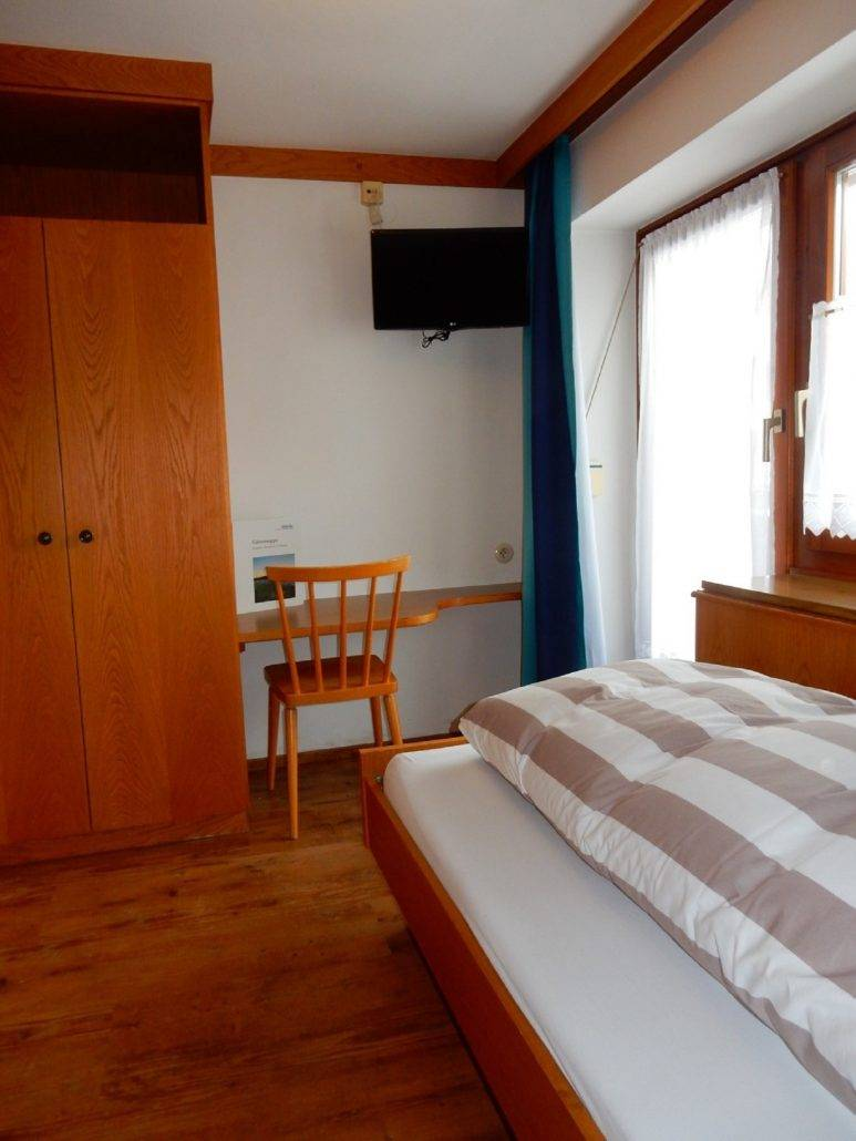 Single bed room Pension zu Hause