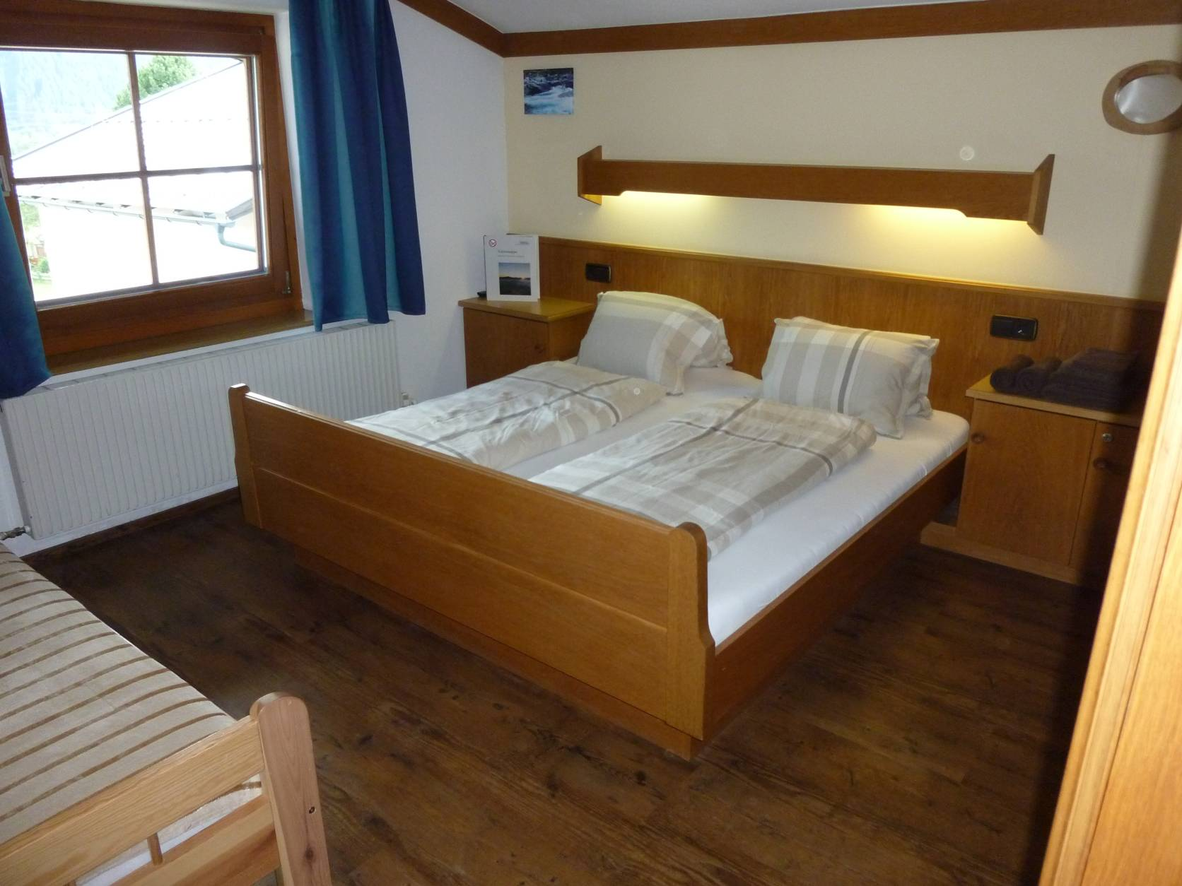 Three-bedded room Pension zu Hause